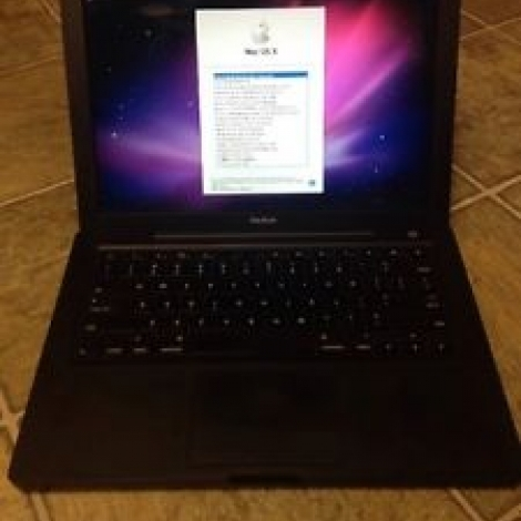 MacBook (13-inch) Black