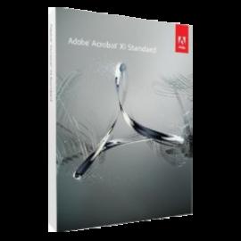 Adobe Acrobat XI Standard